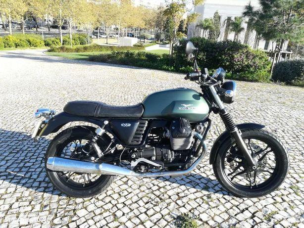 Moto Guzzi V7  Stone 35kw