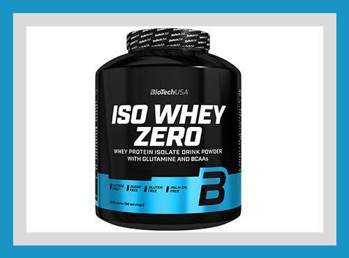 Купить Протеин ISO WHEY Zero lactose free 2270 грамм Аминокислоты USA