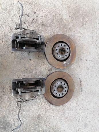 Swap Hamulce Zaciski Tarcze 320mm Audi A6 C5