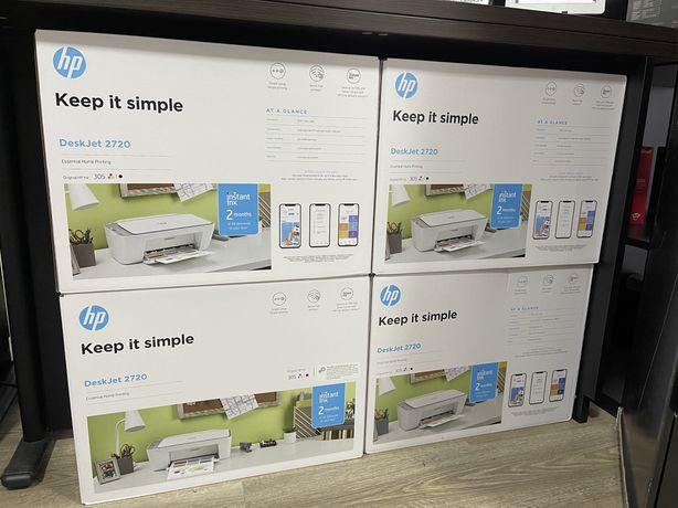 Impressora multifuncões HP 2720