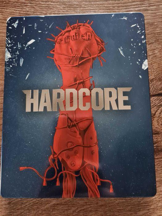 Hardcore Henry Blu-Ray Steelbook Zarzecze - image 1