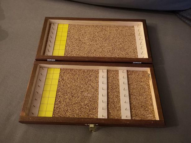 Pudełko na przypony 15 20 25cm ( Sensas Maver )