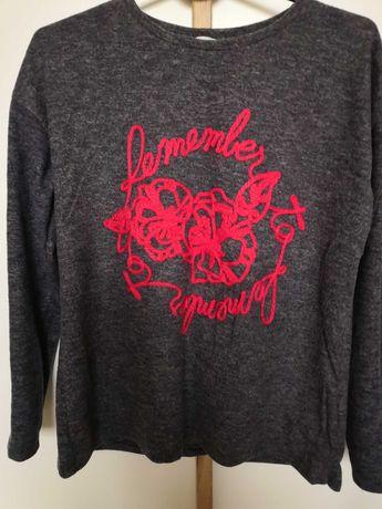 Sweterek zara roz S
