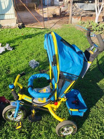 Велосипед дитячий триколісний Turbo Trike