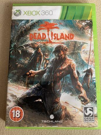 Gra xbox 360 Dead island wersja Pl