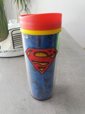 Bidon termiczny Superman kubek 650ml