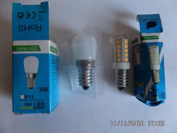 Лампы светодиодные для холодильников и ШМ