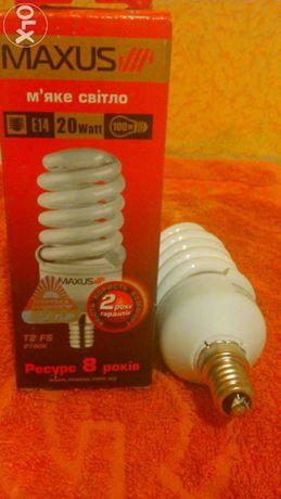 Лампа maxus