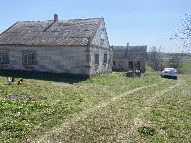 Дом, с. Остриковка, Токмакский р-н.