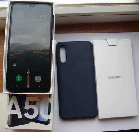 Продам Samsung Galaxy A50 6/128 Gb 2019г.