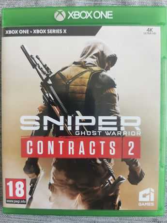 Gra SNIPER Ghost Warrior Contracts 2