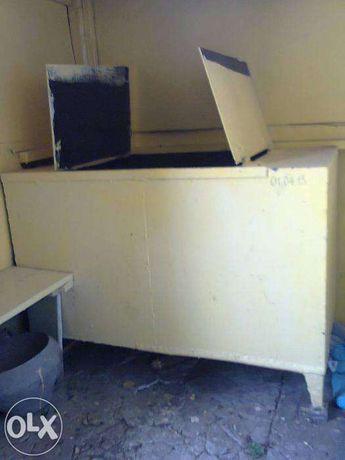 Бак для сыпучих материалов