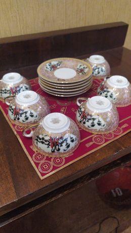 Чашки и тарелочки