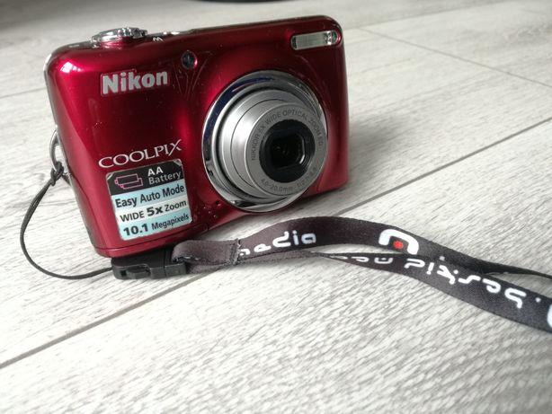 Aparat Nikon COOLPIX L23, Cyfrowy.
