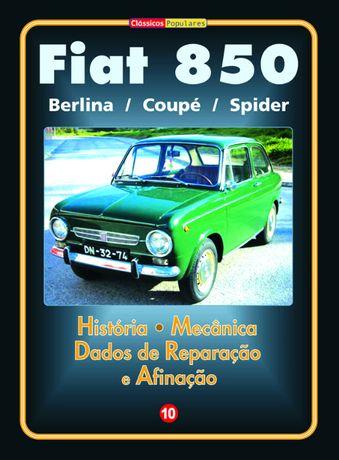 Manual Técnico do Fiat 850 em Português