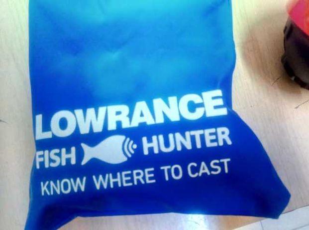 Echosonda wyrzutowa Lowrance Fisch hanter 3D