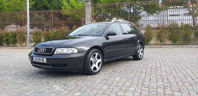 Audi A4 Avant 1.9 TDI SPORT NACIONAL + Pele + Xénon + Alarme