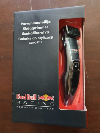 NOWA Golarka do zarostu Red Bull maszynka do golenia okazja