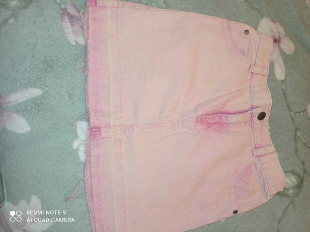 Spódniczka plus bluzeczki dla dziewczynki