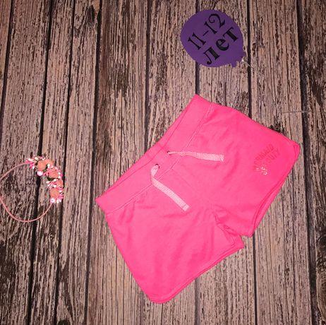 Фирменные шорты Primark для девочки 11-12 лет, 146-152 см