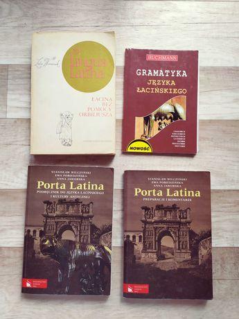 Książki i materiały językowe