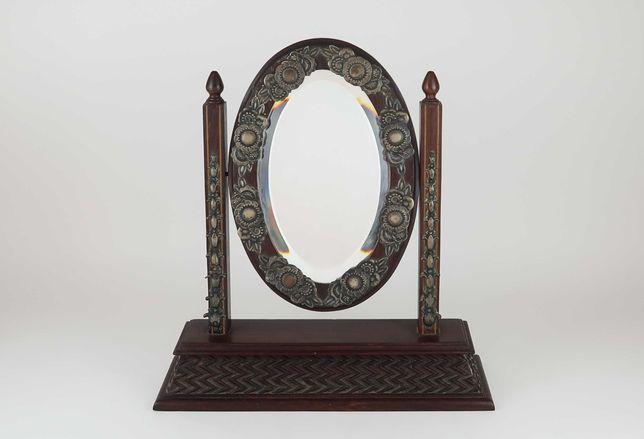 Espelho de Toucador Basculante - Prata