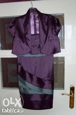 Sukienka z Bolerkiem roz40