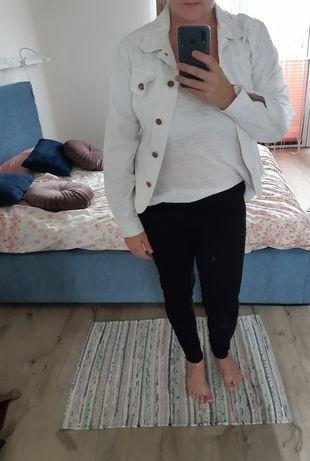 Biała kurtka Next Mka
