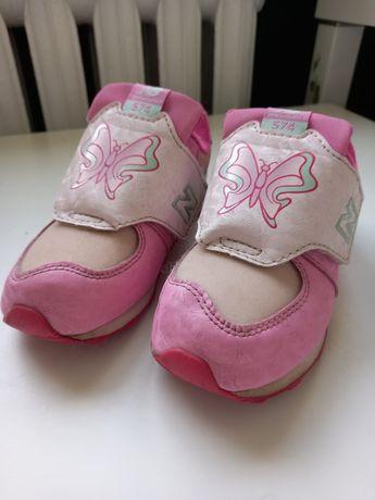 Buty dziewczęce New Balance rozmiar 27,5