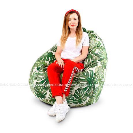Чехол на кресло груша SanchoBAG большой разм. L (130/90 см)