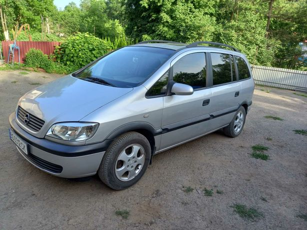 Opel Zafira A (Опель Зафіра А)