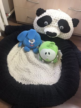 Кресло игрушка панда