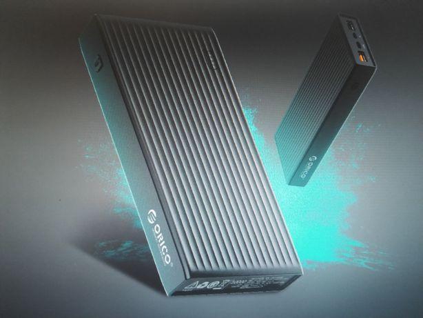 Orico 10000mAh Powerbank QC3. 0 быстрая зарядка повербанк