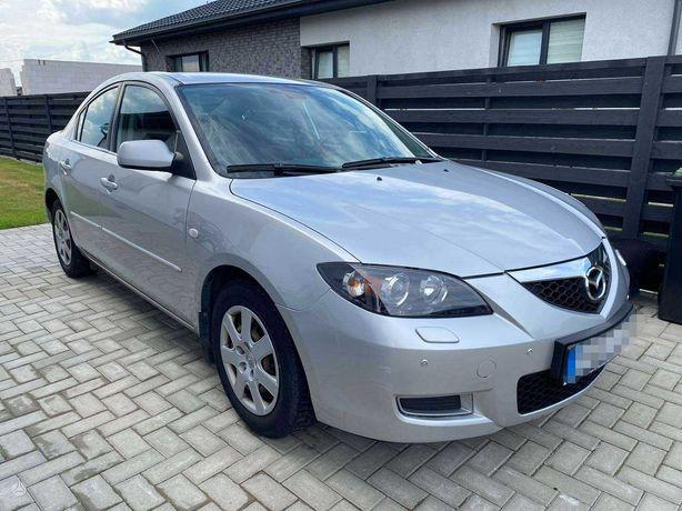 Mazda 3, 1.6 l., Седан,2008