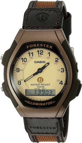 Relógio casio forester ft-600wb-5b