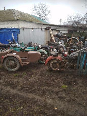 Продам запчасти на мотоцыкл