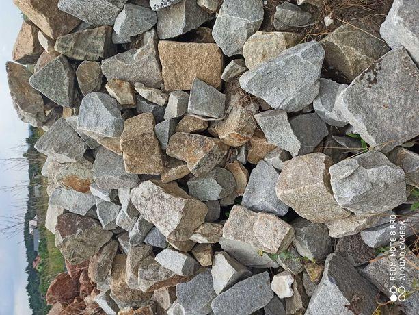 Kamień kostka granitowa