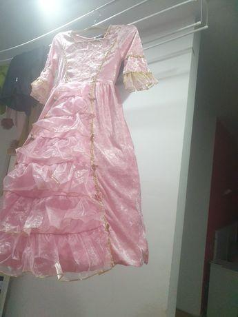 Sukienka księżniczka aureola disney rozm 128