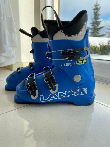 Buty narciarskie LANGE RSJ BLUE 20 50