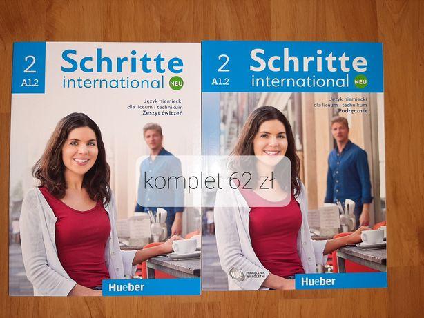 Podręczniki kl.1, 2 liceum, technikum, technikum spożywcze