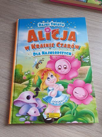 Książka Alicja w Krainie Czarów i inne