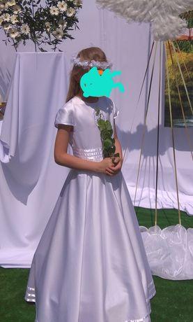 Sukienka komunijna 146-150