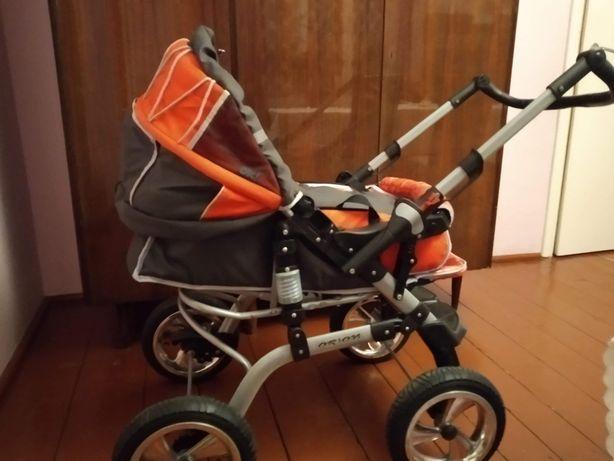 Wózek dziecięcy, wózek spacerowy
