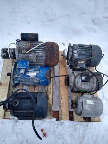 Silnik elektryczny 0.5 1.1kw 230v