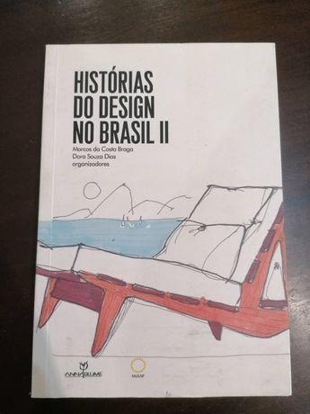 Livro : Histórias do Design no Brasil II
