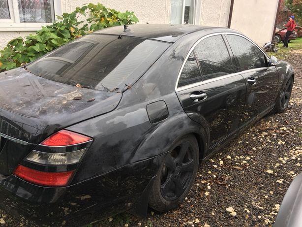 Мерседес Mercedes s221 розборка шрот запчастини