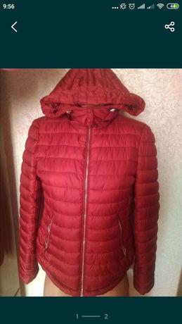 Куртка пуховик тепла