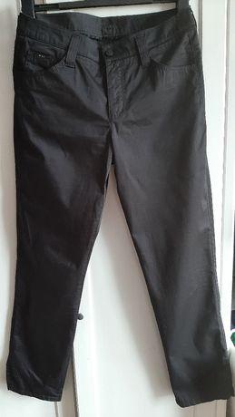 Spodnie czarne MAC roz 38 M