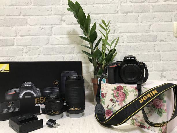Камера Nikon D5600