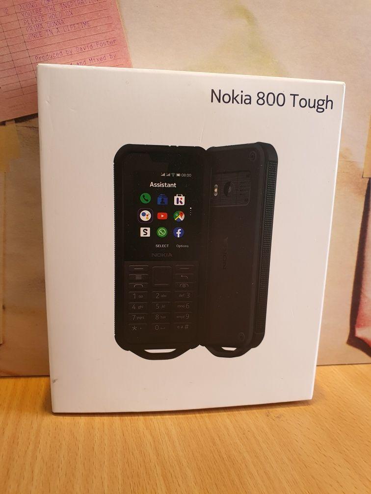 Nowy telefon klawiszowy Nokia 800 LTE wodo i pyło odporny Gwarancja!!!
